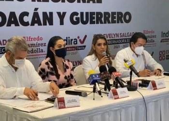 Gobernadores electos de Guerrero, Michoacán y Colima impulsan bloque para el desarrollo regional 3
