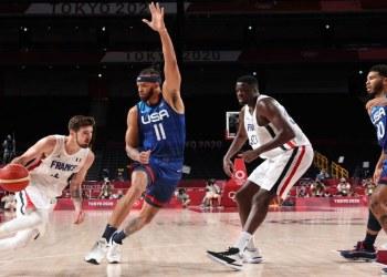 Francia acaba con racha de 25 victorias olímpicas de Estados Unidos en Tokio 2020 6