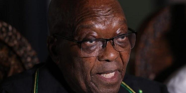 Expresidente sudafricano Zuma se entrega para cumplir 15 meses de cárcel 1