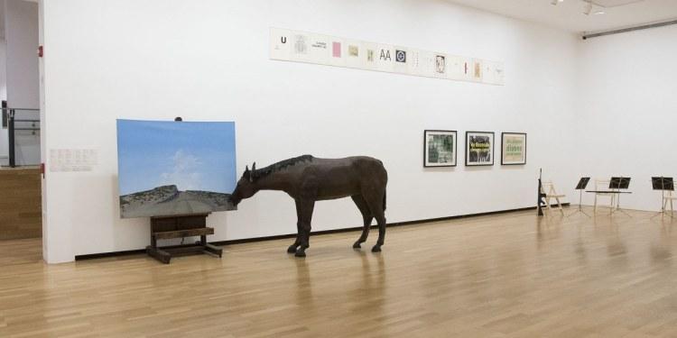 Museo Nacional de Bellas Artes Argentina-Poesía Brossa