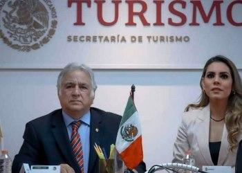 Evelyn Salgado propone a Sectur 'corredores turísticos' en las 7 regiones de Guerrero 2