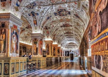 El Vaticano exhibe por primera vez parte de su riqueza inmobiliaria en Italia y el mundo 7