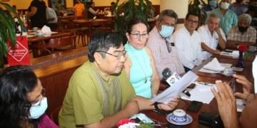 Colegio de Abogados convoca a resistencia civil contra Ley Dedazo 6