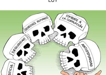 Muertos y vivales | Luy 8