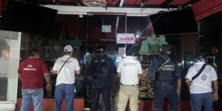 Clausuran diez bares en Acapulco y Chilpancingo por rebasar aforos y horarios 1