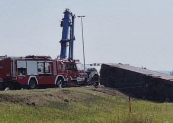 Autibús se estrella en Croacia; hay 10 muertos y 44 heridos 7