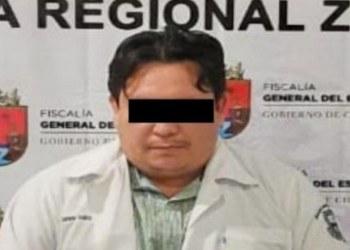 Detienen a falso médico que aplicaba suero por vacunas Covid 4