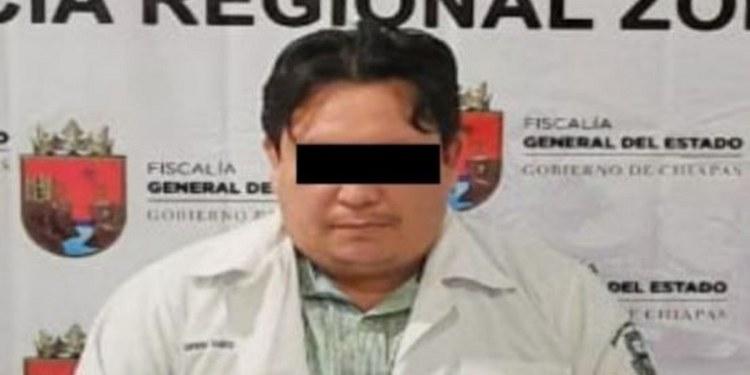 Detienen a falso médico que aplicaba suero por vacunas Covid 1