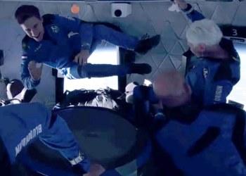 ¿Por qué el viaje de Jeff Bezos al espacio duró apenas 10 minutos? 7