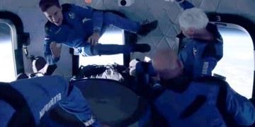¿Por qué el viaje de Jeff Bezos al espacio duró apenas 10 minutos? 6