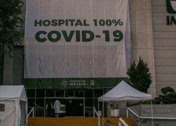 El 97% de las personas hospitalizadas no se vacunaron, revela López-Gatell 7