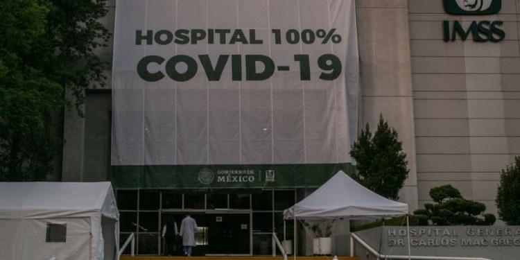 "Tercera ola de Covid ""ahoga"" hospitales en todo México 1"