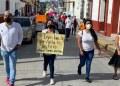 Marchan por asesinato de enfermera en Tixtla, Guerrero 37