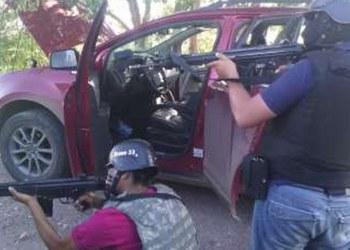 Soldados y policías matan a 9 sicarios en fuertes balaceras en la frontera con EU 3