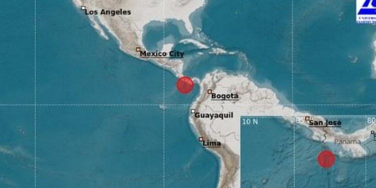 Fuerte sismo de 6.8 sorprende en Panamá 1