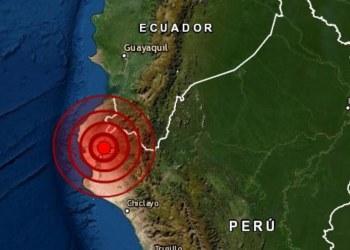 Sismo de magnitud 6.1 sacude norte de Perú 3