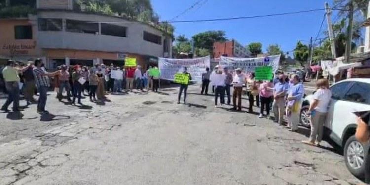 Morelos: protestan extrabajadores del INEEL por despido injustificado 1