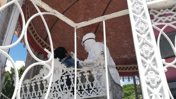 Se registra gran demanda de pruebas Covid en módulo de Chilpancingo; niños acuden 1