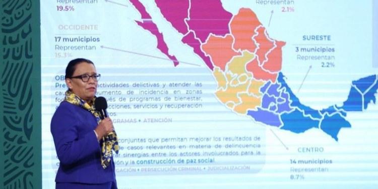 Delincuencia organizada bajó 11.4%; Acapulco, municipio violento: SSPC 1