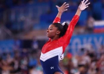Tokio 2020: Simone Biles gana bronce en la viga, su única final 5