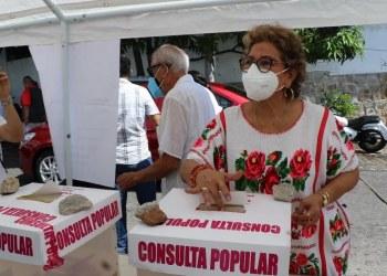 Alcaldesa de Acapulco quiere que 'se aplique la ley a quienes saquearon al país' 5