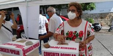 Alcaldesa de Acapulco quiere que 'se aplique la ley a quienes saquearon al país' 1
