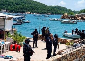 Acapulco: enfrentamiento a balazos, frente a turistas, deja 3 personas heridas 7