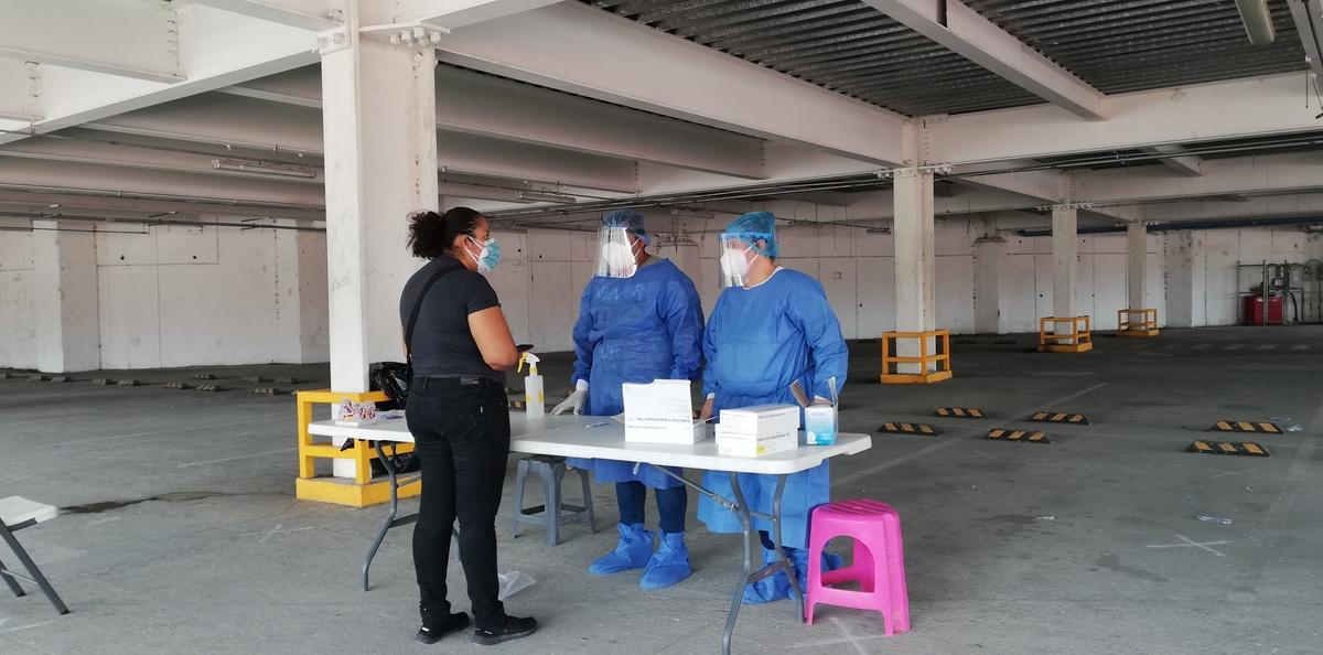 Aplican pruebas covid a locatarios de mercado de Chilpancingo, sin casos positivos 1