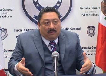 Cuauhtémoc Blanco quiere obligarlo a renunciar, denuncia fiscal de Morelos 2