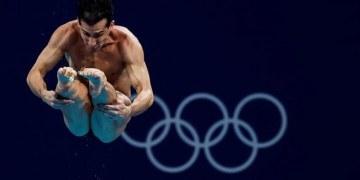 Tokio 2020: Rommel Pacheco avanza a semifinales de trampolín 1