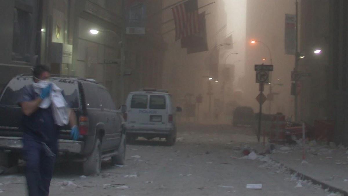 Servicio secreto de EU revela FOTOS inéditas del ataque terrorista del 11-S 4