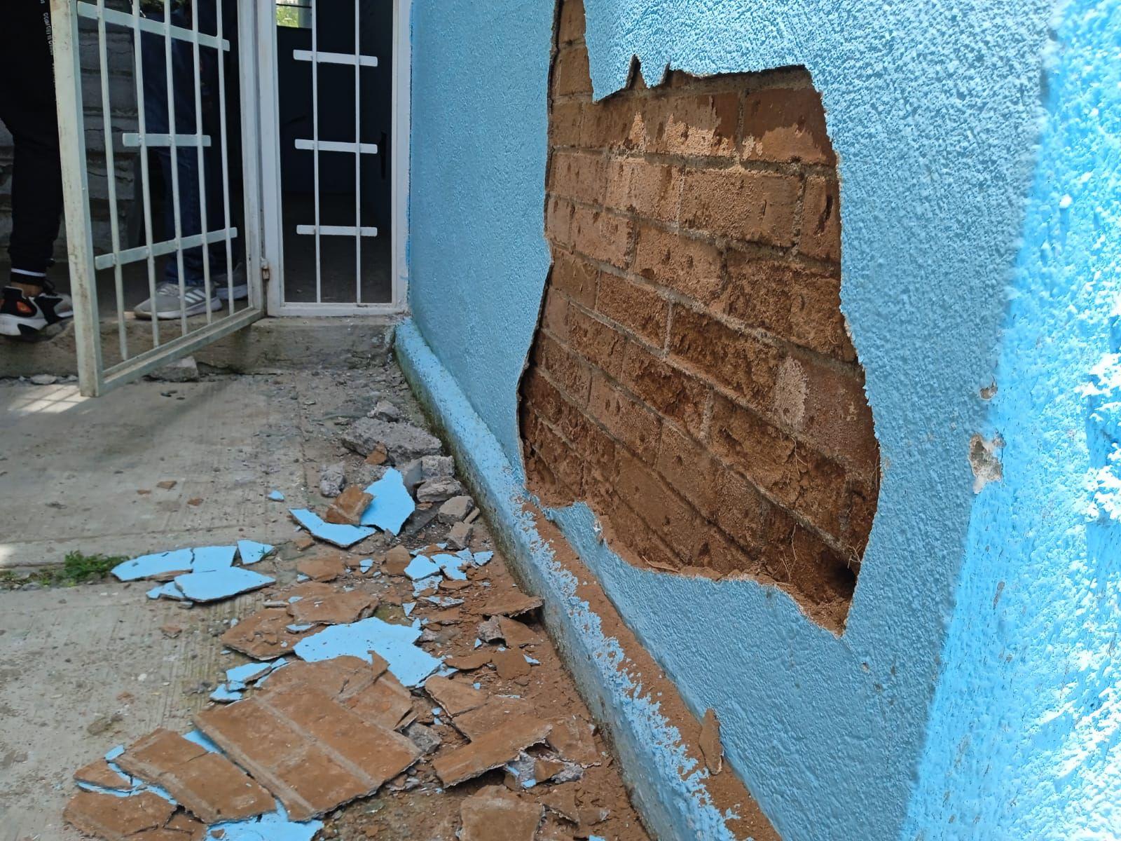 Aumenta el número de damnificados tras terremoto en Acapulco 2
