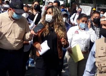 Sindicatos respaldan a la diputada Araceli Ocampo para presidir Comisión del Trabajo 8