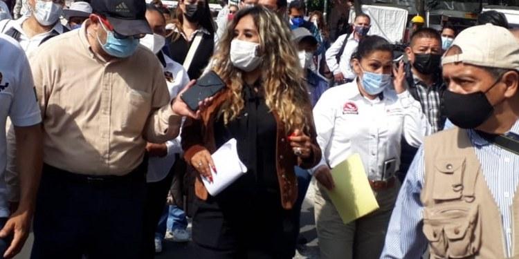 Sindicatos respaldan a la diputada Araceli Ocampo para presidir Comisión del Trabajo 1