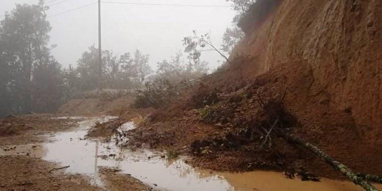 Lluvias torrenciales y derrumbes causan estragos en comunidades de Atlamajalcingo 1