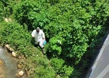 Cuerpos putrefactos de un hombre y una mujer fueron tirados en un canal en Acapulco 4