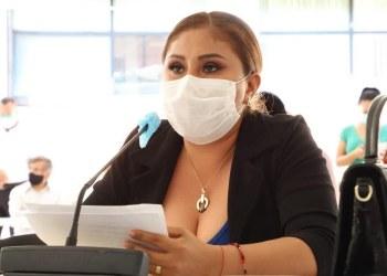 Gobierno debe ayudar a la reconstrucción de viviendas afectadas por sismo, dice Jessica Rayo 5