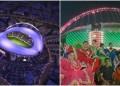 Qatar 2022: Estadio Internacional Khalifa se ilumina para celebrar fiesta patria mexicana 2