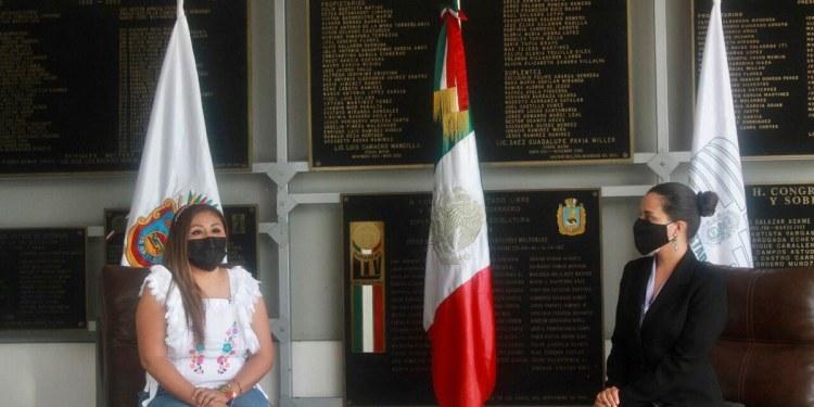 En Guerrero falta mucho por legislar en materia de paridad de género: Jessica Alejo 1