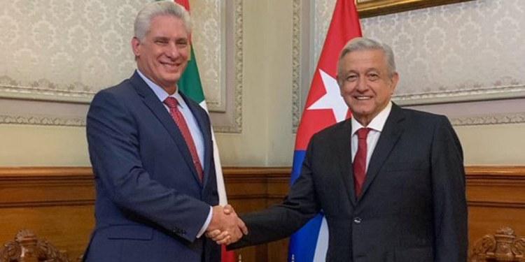 Presidente de Cuba vendrá a México a celebrar las Fiestas Patrias 1