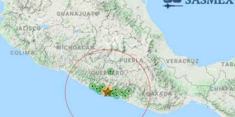 Sismo de 7.1 causa pánico en la CDMX; se sintió fuerte en Acapulco pero sin daños graves 1