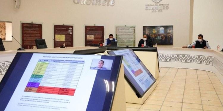 Guerrero: declaran zona de desastre para 16 de los 20 municipios afectados por el sismo 1