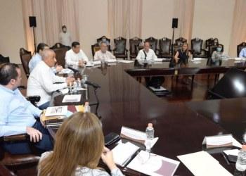 Carlos Merino llama a su gabinete a transparentar manejo de recursos públicos en Tabasco 6