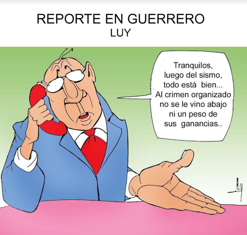 Reporte en Guerrero | Luy 2