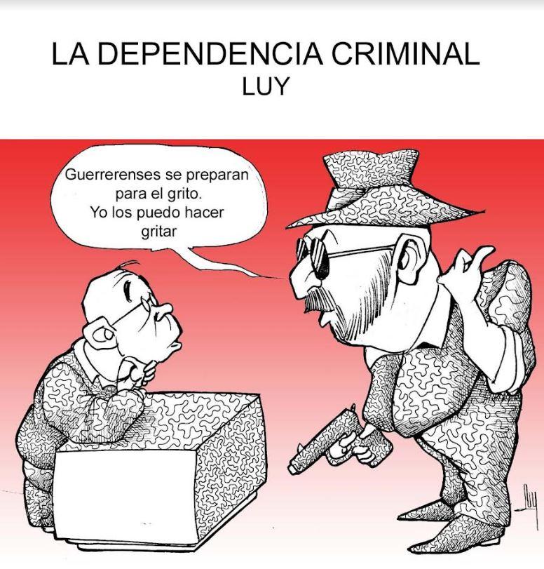 La dependencia criminal   Luy 9