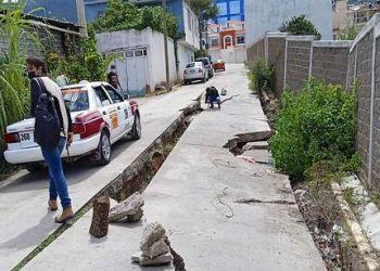 daños por sismo