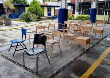 Se han contagiado de Covid casi 10 mil menores desde el 30 de agosto, informa Salud 6
