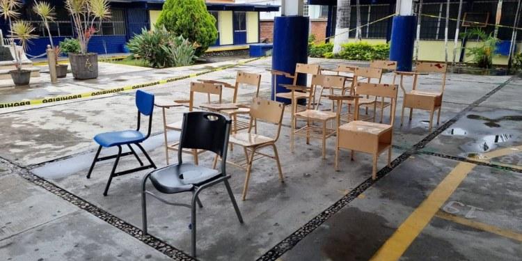 Se han contagiado de Covid casi 10 mil menores desde el 30 de agosto, informa Salud 1