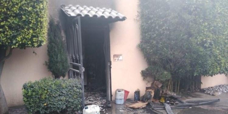 Explosión por fuga de gas deja cinco personas heridas en Edomex 1