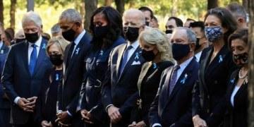 Barack Obama rindió homenaje a los héroes anónimos del 11-S 9